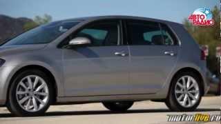Тест-драйв VW Golf VII (7-я серия)