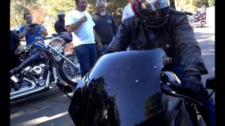 320HP JET POWERED 227MPH bike!! Jay Leno showing us his toy!