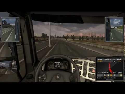 Euro Track Simulator 2 #02 - Odwiedzamy salon