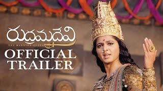 Rudhramadevi Official Trailer 2