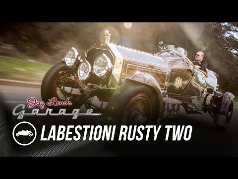 1915 LaBestioni Rusty Two - Jay Leno's Garage