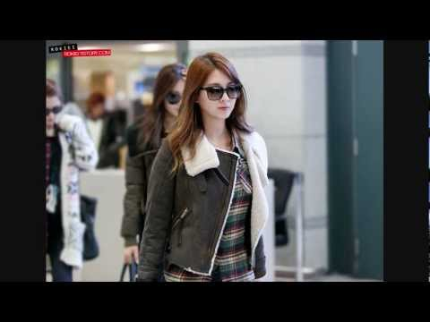 Snsd Airport Fashion Ranking Snsd Seohyun Airport Fashion