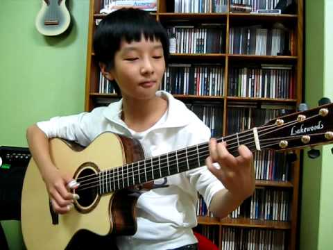 Sungha Jung - Time After Time