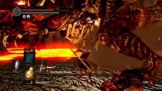 VidJJ - Let's Play Dark Souls: Centipede Demon