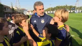 Fenerbahçe Derbiye Sıkı Hazırlanıyor