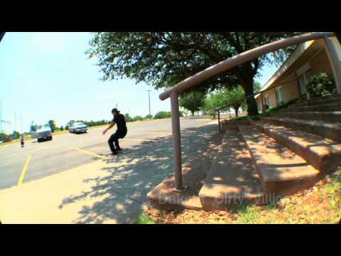 Hometown Skateboarding: OKC Tuttle Rail Spot Check