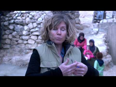 Accessing clean water in Palestine