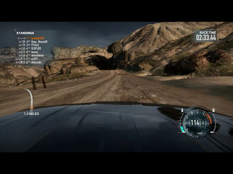 Need For Speed The Run Multiplayer Gameplay [HD] Tier 1 BMW M3 E30 Sport Evolution [Eat My Dust]