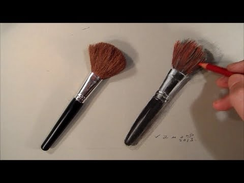 Make Paint Brush Out Of Paper