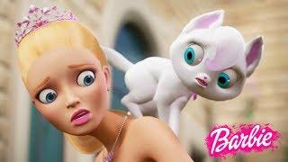 Супер принцесса. Барби научилась летать?! Мультики для девочек