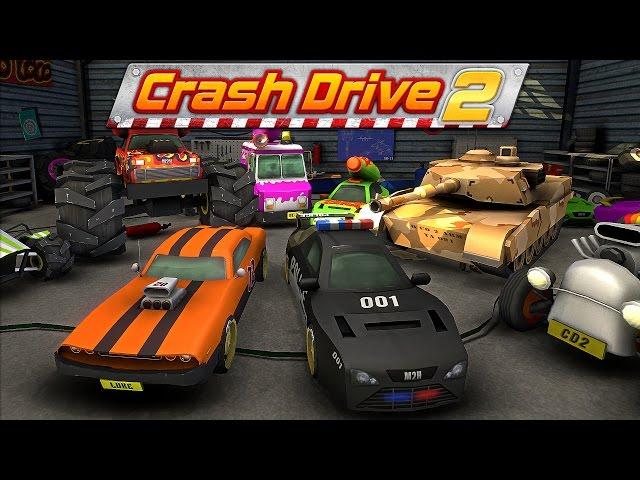 Руководство запуска: Crash Drive 2 по сети