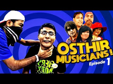 Osthir (অস্থির)  Musicians By Mango Squad video