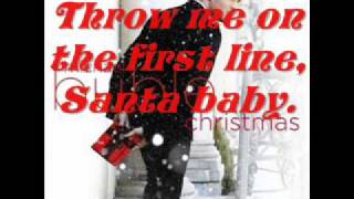 Watch Michael Buble Santa Baby video