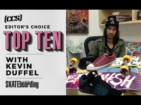 Editor&#39;s Picks | Kevin Duffel From TransWorld SKATEboarding