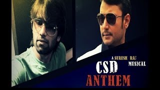 CHALLENGING STAR DARSHAN (CSD) ANTHEM OFFICIAL HD MUSIC VIDEO (2014)