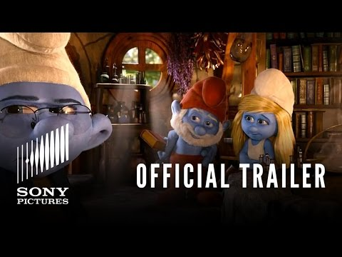 SMURFS 2 (3D) - Official Trailer - In Theaters 7/31/13