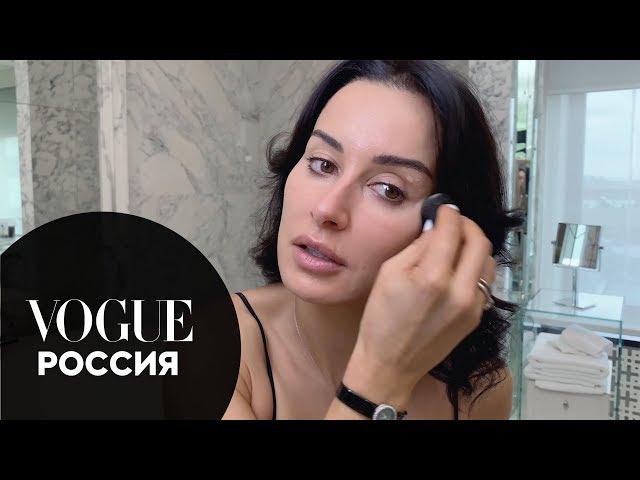 Секреты красоты: Тина Канделаки о своих правилах ухода за кожей лица и макияжа