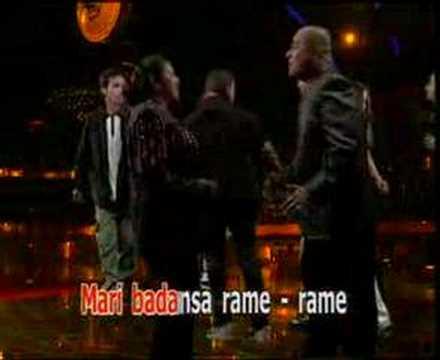 Dansa (another Ambon song)