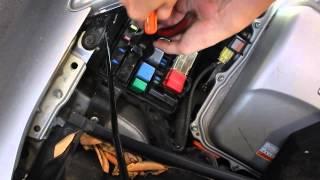 Gen 2 Prius Fuel Pump Relay P0A0F