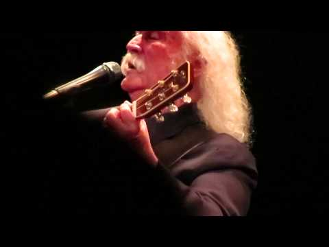 David Crosby - He Played Real Good For Free