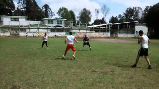 Entrenamiento Pericos Turkish Part. 2
