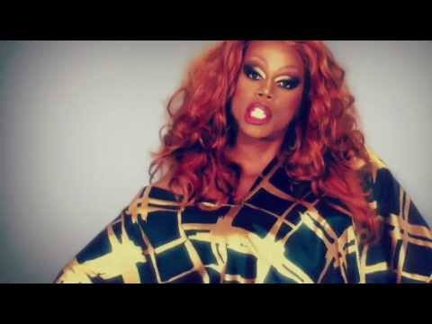 "RuPaul's ""Lick It Lollipop"" featuring Lady Bunny OFFICIAL"
