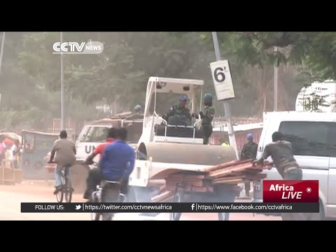 Insecurity in the Central African Republic