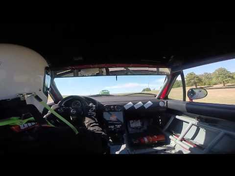 Hallett Motor Racing Circuit - COMMA Challenge Round 8 - 2014