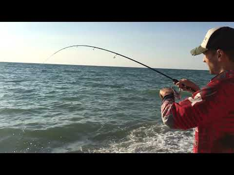 ловля на черном море крым
