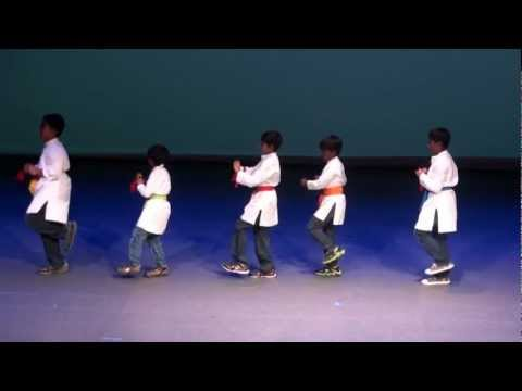Kids Go Govinda Dance video