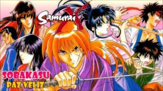 Sobakasu (Samurai X opening 1) cover latino by Paz Veliz