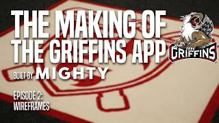 The Making of the Griffins App - Episode 2: Wireframes