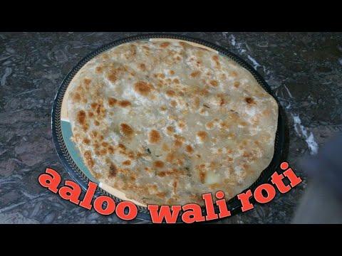 Aloo Wali Roti