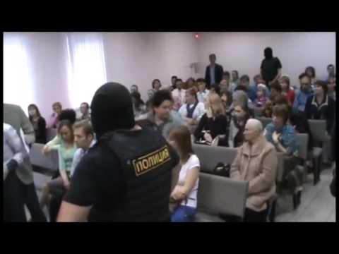 Fsb Polizei Berf Llt Friedlichen Gottesdienst Von Zeugen Jehovas