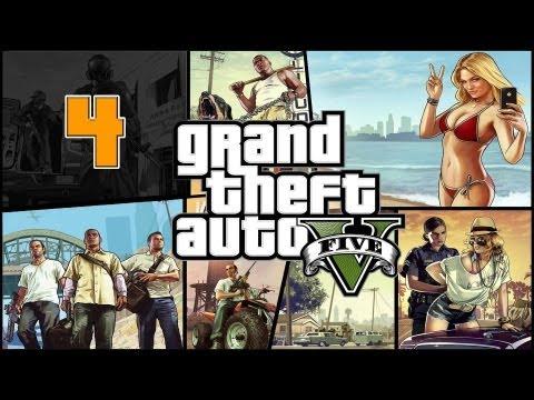 Прохождение Grand Theft Auto V (GTA 5) — Часть 4: Бег от себя (Майкл) / Погоня за яхтой