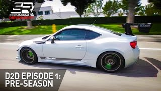 Ken Gushi & Fredric Aasbo During Off-Season [S7, Ep 1] - Driven 2 Drift 2015 (Scion Racing)