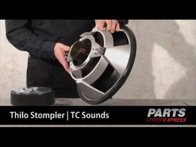 TC Sounds LMS-R Subwoofer Line