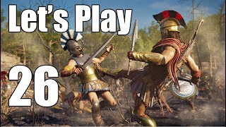 Assassin's Creed Odyssey - Let's Play Part 26: A Chest Full of Drachmae