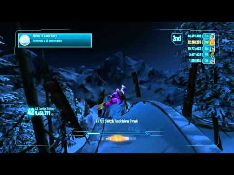 Quick Look Road Show: SSX
