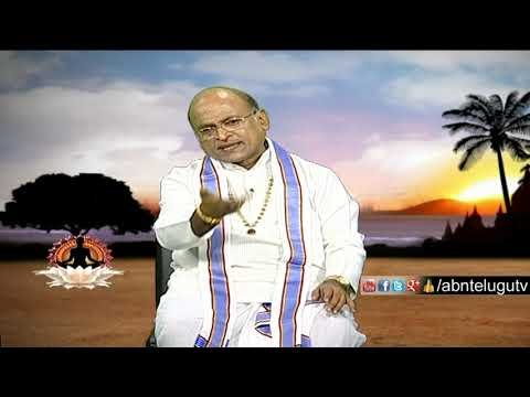 Garikapati Narasimha Rao About Hypnotism | Nava Jeevana Vedam | Episode 1367 | ABN Telugu