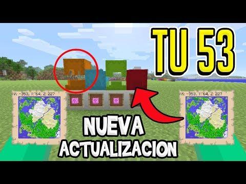 REVIEW TU53 NUEVA ACTUALIZACIÓN  Doble Mano. Caja Shulker   MINECRAFT  Xbox/Playstation