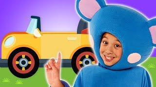 Driving in My Car with Eep the Mouse + More | Mother Goose Club Nursery Rhymes LIVE