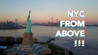| NEW YORK  &  MEMORIES | MAVIC PRO & DJI OSMO+ | DRONE | FK |
