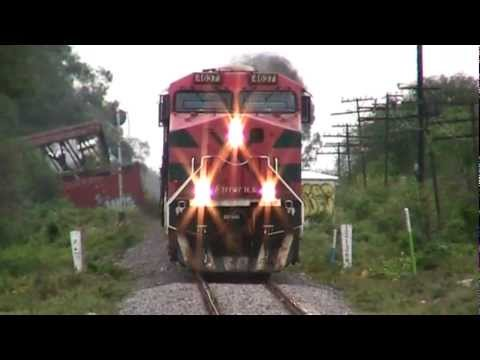 Ferromex: Trenes en el Campo - San Jacinto - Jalisco 2012 - Distrito La Barca