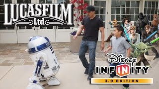 EVANTUBEHD GAMING AT LUCASFILM!!! [REUPLOAD]