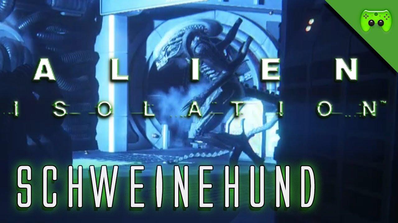 alien isolation 25 schweinehund let 39 s play alien. Black Bedroom Furniture Sets. Home Design Ideas