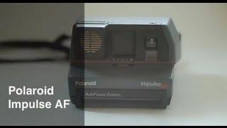 Polaroid Impulse AF Camera