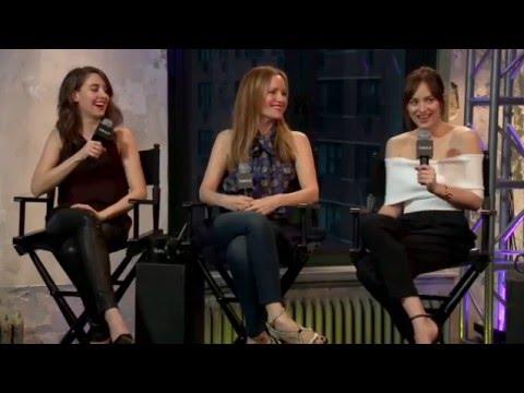 Dakota Johnson, Leslie Mann e Alison Brie - Entrevista AOL