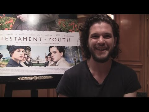 "Watch TESTAMENT OF YOUTH's Kit Harington Play ""Save or Kill"""