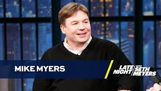 Mike Myers Was Followed Around Canada by Devil Worshippers